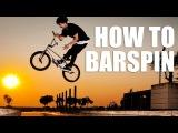 Как сделать барспин на BMXMTB (How to barspin bmx) Школа BMX Online #6 Дима Гордей