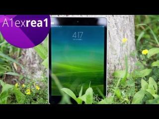 Xiaomi MiPad обзор лучшего китайского планшета на Nvidia Tegra K1 Android 4.4.4 review