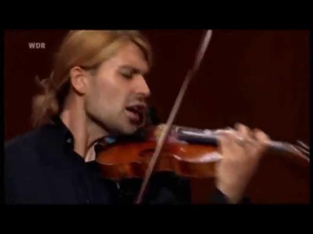David Garrett, Mendelssohn Violinen Konzert emoll op64