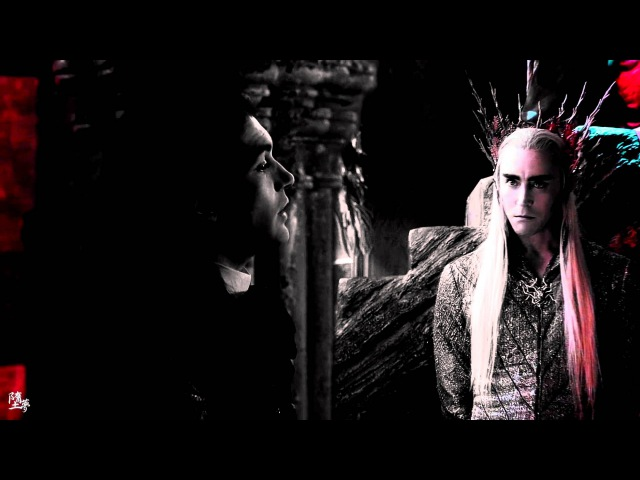 Sauron x Thranduil | what are you waiting for