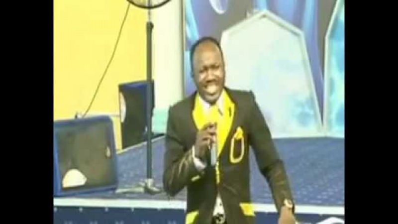 What Stands Against the Church Are Gate - Ministers Conference 2 of 4 - Apostle Johnson Suleman Prof