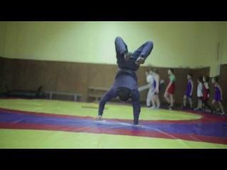 Тренировка по греко-римской борьбе Training in Greco- Roman wrestling