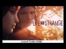 Life is Strange   Launch Trailer SONG Nik Ammar   Glass Walls