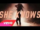 Ne Yo She Knows ft Juicy J Lyric Video