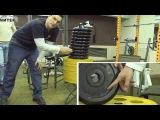 кемпинговая мебель Митек - тест 350 кг!