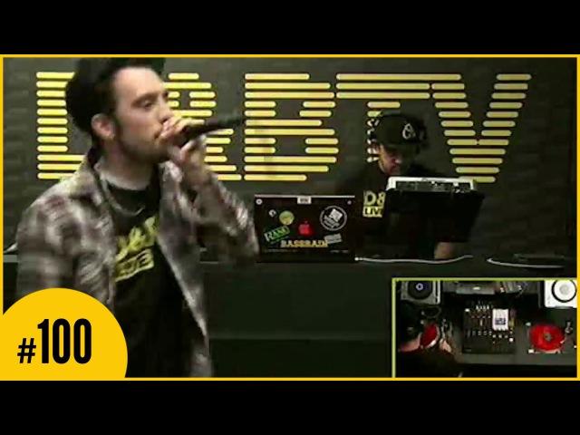 DBTV Live 100 S.P.Y MESSY MC