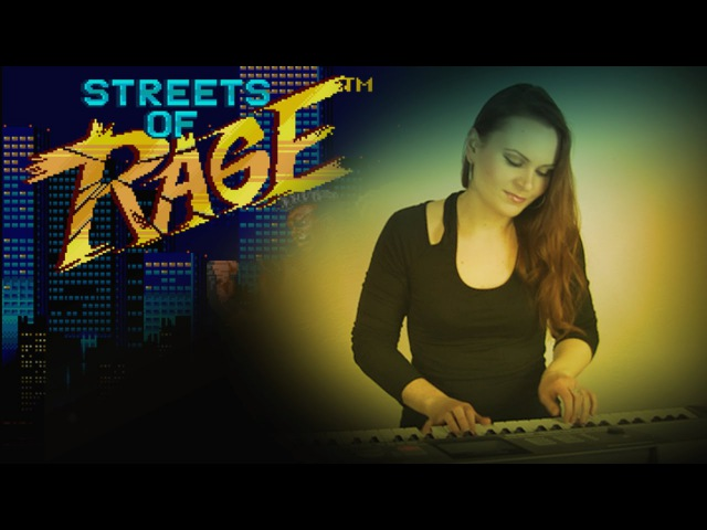 Streets of Rage - Opening Theme (Cover)
