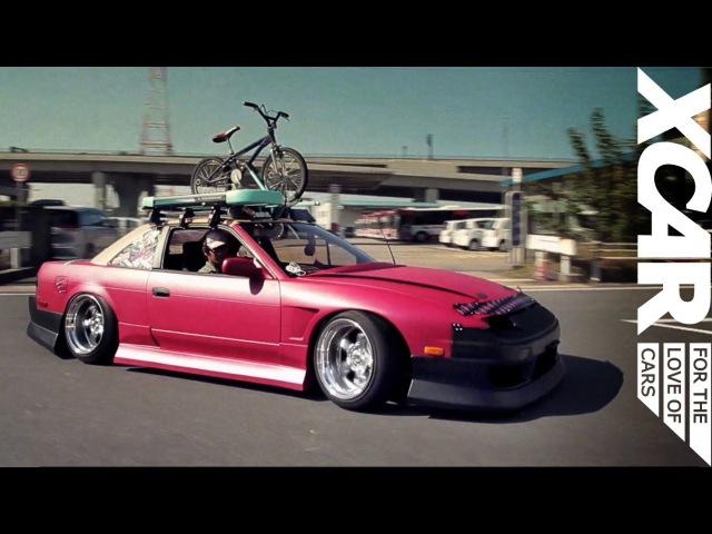 Nissan Silvia S13 на дисках Work Goocars Hemi (PartsBoutique.ru)
