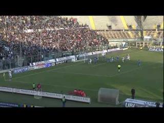 Брешиа - Карпи 3-3, Серия Б 2014-15, 15-й тур