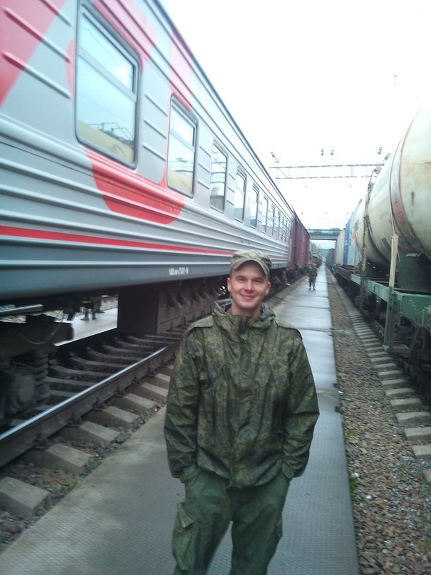 Саша Ушаков | Новосибирск