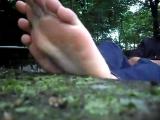 Hot teenage boy feets