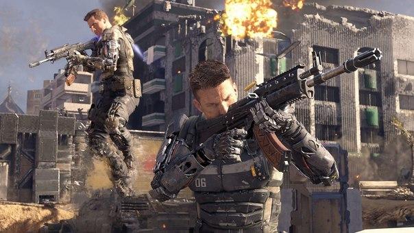 По Call of Duty: Black Ops 3 выпустят серию комиксов