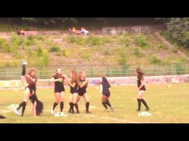 Група підтримки Lviv Lions Cheerleading team