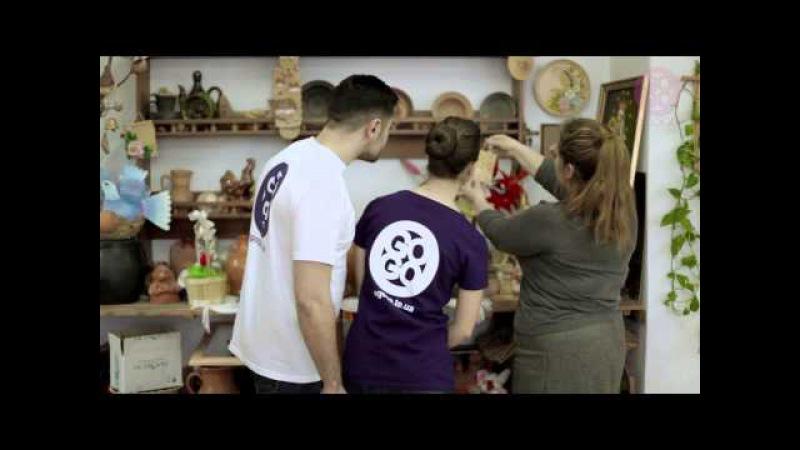 Майстер клас виготовлення сувенірів з глини від Фабрики Емоцій OGOGO ogogo.org.ua/