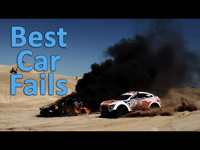 Best Car Fails Compilation 10 || April 2015 || FailFun