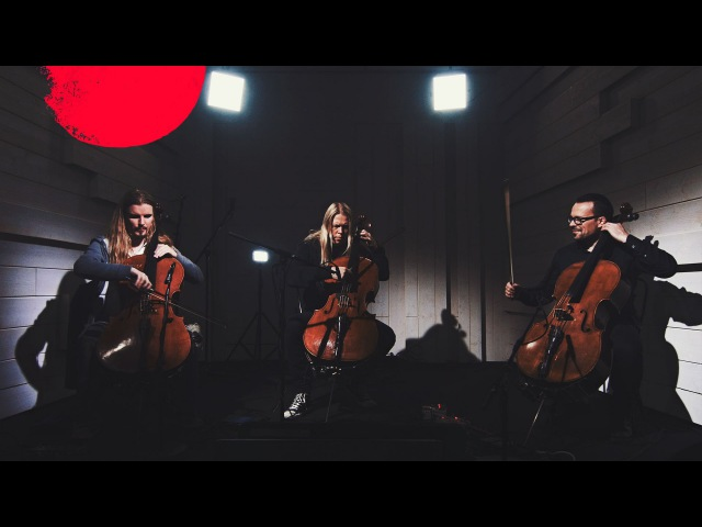 Apocalyptica Bittersweet acoustic live at Nova Stage 4K