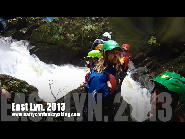 Siphon Incident! - Kayaking on the East Lyn - Vertical Pin