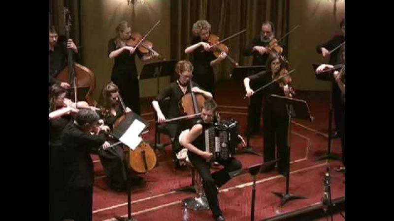 Oblivion - Piazzolla/JCO Cathie Travers