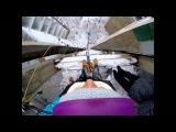Прыжки с веревкой на Пятерке 11 января Первые в новом