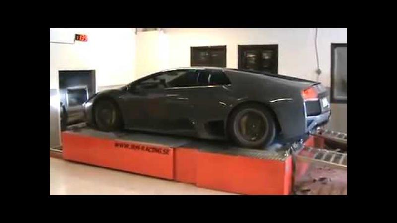 Сумасшедшая Lamborghini Murcielago