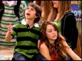 Сериал Disney - Ханна Монтана (Сезон 2 Серия 27) Вместе с Рико на школьном дворе