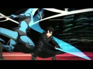 Аниме клип по Мастера меча онлайн Кирито и Асунасамые няшные персы САО