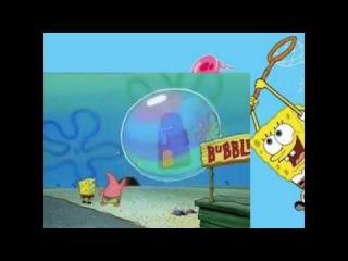 Губка Боб 1 сезон 4 серия - Мыльные пузыри (HD)