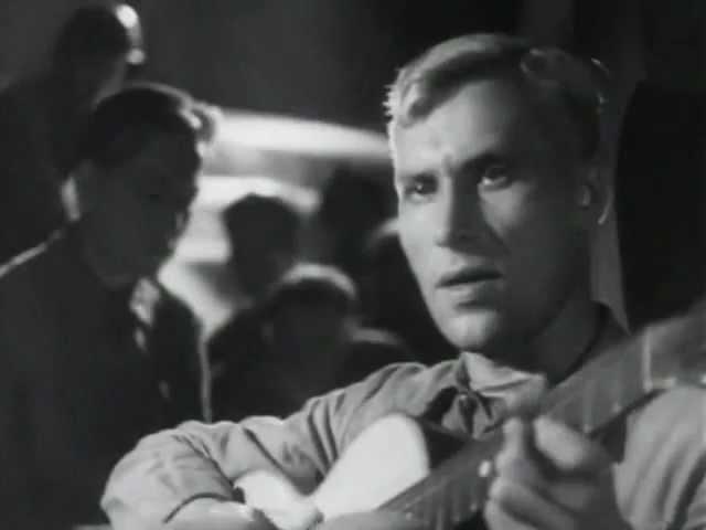 Темная ночь кинофильм Два бойца
