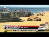 Эпическая высадка морской пехоты США в Португалии