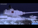 Девушки и Танки Girls und Panzers Катюша Katyusha 720p