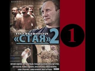 Позывной стая 2 сезон 1 серия 19 10 2014 смотреть онлайн
