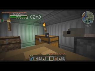 Майнкрафт - Волшебный источник и новый мышонок - Мышиное выживание - #3