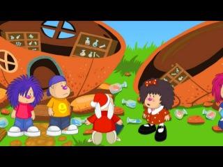 Лёлик и Барбарики - Розовый компот 2 (мультики)