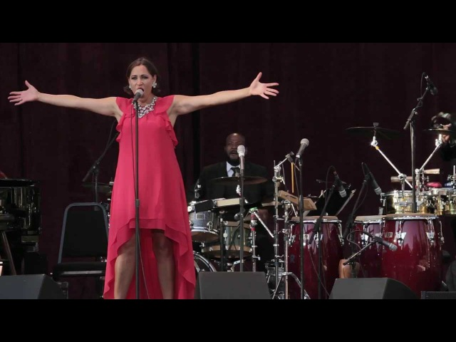 Pink Martini with singer China Forbes Ich Dich Liebe