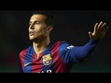 Pedro Rodriguez ● The Warrior of FC Barcelona 2015 ● HD