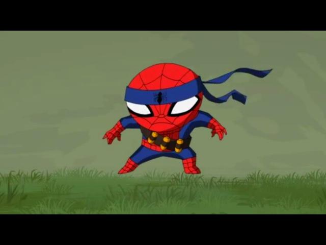Великий Человек-паук - Ящер - Сезон 2, Серия 1 | Marvel