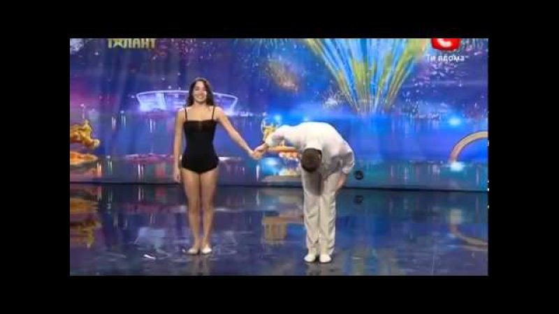 Ukraine's Got Talent AMAZING DANCE ! Duo Flame Je t'aime Lara Fabian YouTube