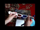 Как сделать 3D анаглифные очки