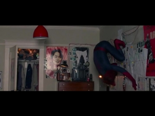 Новый Человек паук 2 прикол с дымоходом создатель Макс Пупышев
