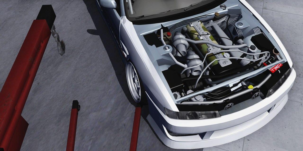 Virtual Stance Works - CC - 1JZ (fake engine)