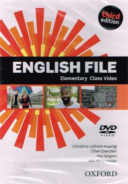 English File third edition Elementary