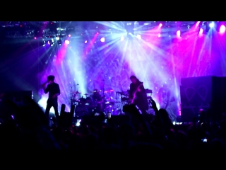 HIM- The Funeral of Hearts. Краснодар, 23.10.2015