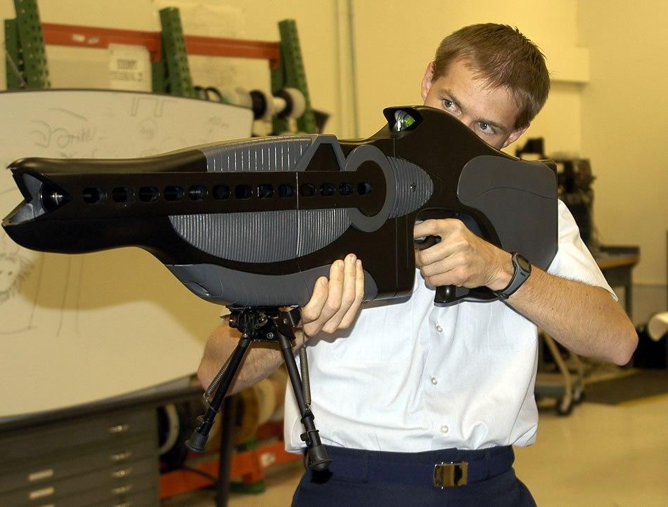 Секретное оружие в реальном мире