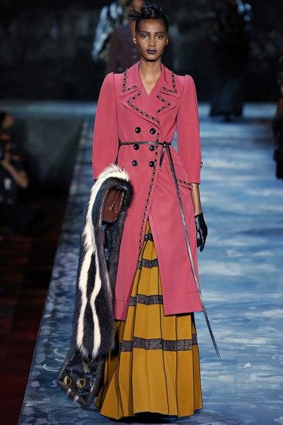 Marc Jacobs. Осень-Зима Fall 2015-2016. Ready-to-Wear. Неделя моды Нью-Йорк…. (3 фото) - картинка