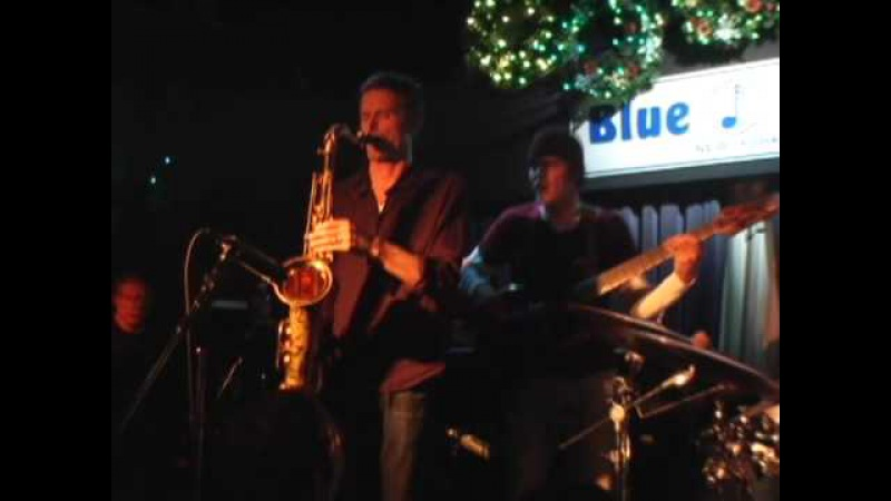 Bob Reynolds - Rise and Fall @ Blue Note NYC