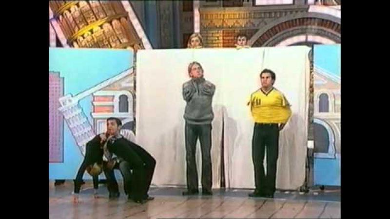 КВН Высшая лига (2003) 1/2 - Утомленные солнцем - Музыкалка