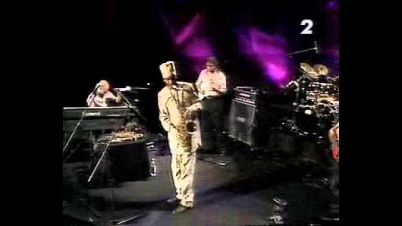 James Carter Warsaw Summer Jazz Days 2000 VHS