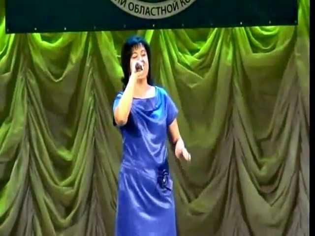 Нина Бродская - звенит январская вьюга