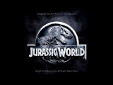 Jurassic World OST - 22. The Park Is Closed - Michael Giacchino and John Williams