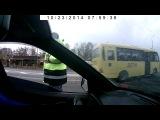Как страховщик разводит водителей на дороге 18+